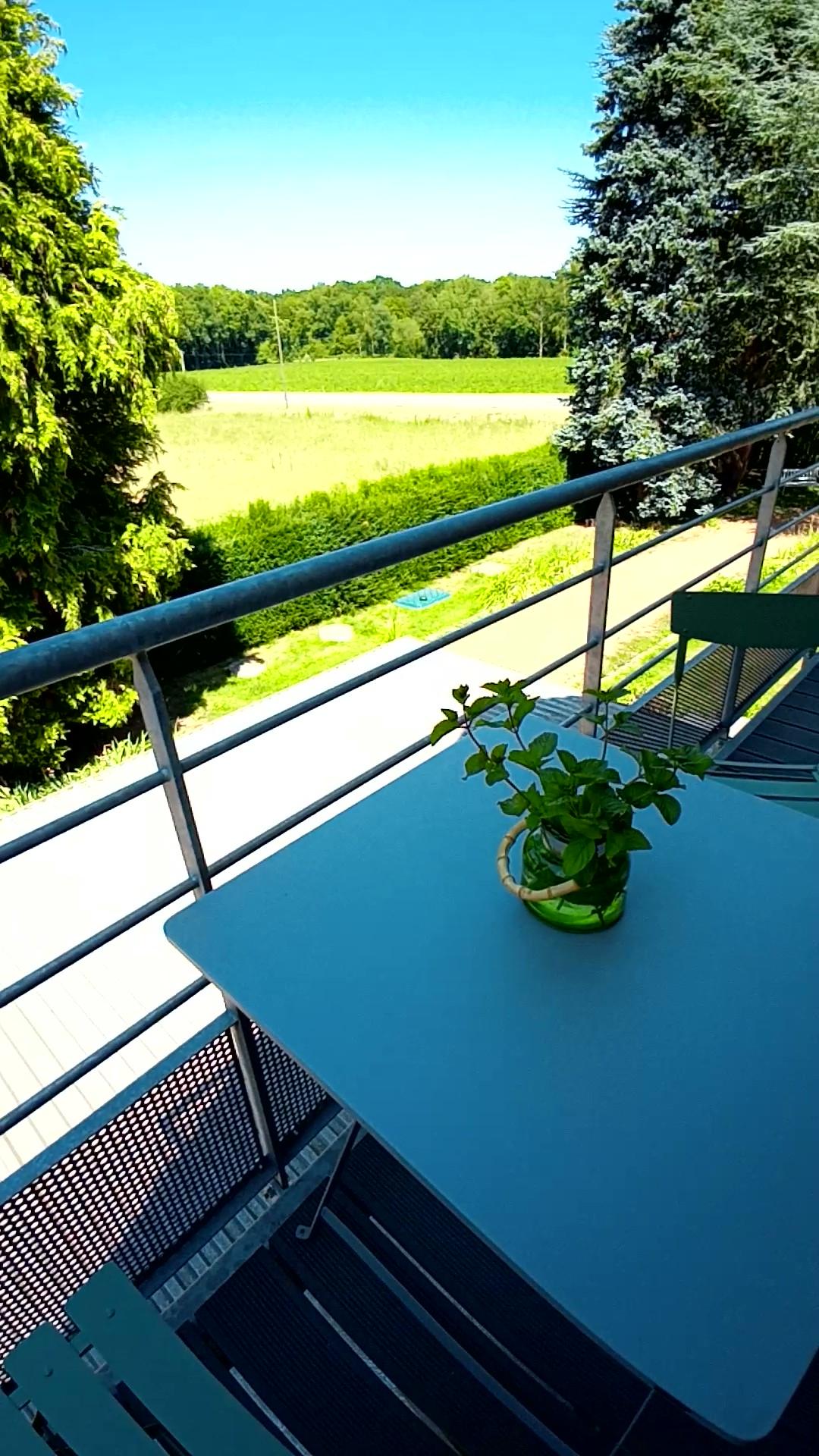 balcon vue paysage